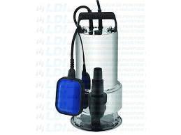 POMPE IMMERGEES AUTOMATIQUES INOX 750W 13000L/H
