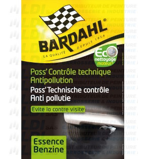 PASS CONTROLE TECHNIQUE ESSENCE ECO NETTOYAGE