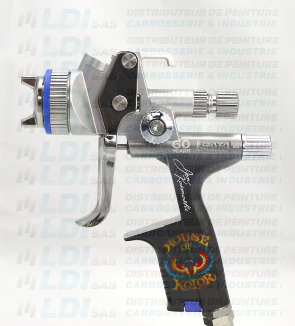 PISTOLET SATAJET 5000 B RP 1.3 CC HOUSE OF KOLOR