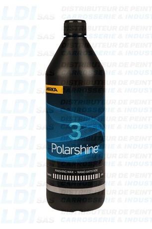 POLARSHINE NANO ANTISTATIQUE 3 - 1 LITRE