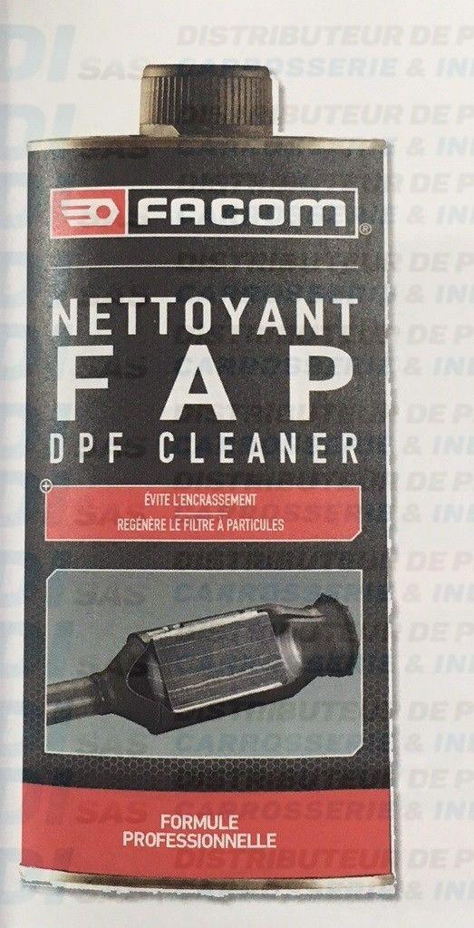 NETTOYANT FILTRES A PARTICULES FACOM 1L